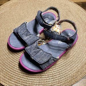 103ee7969e1 Tiny Toms Denim Sandals